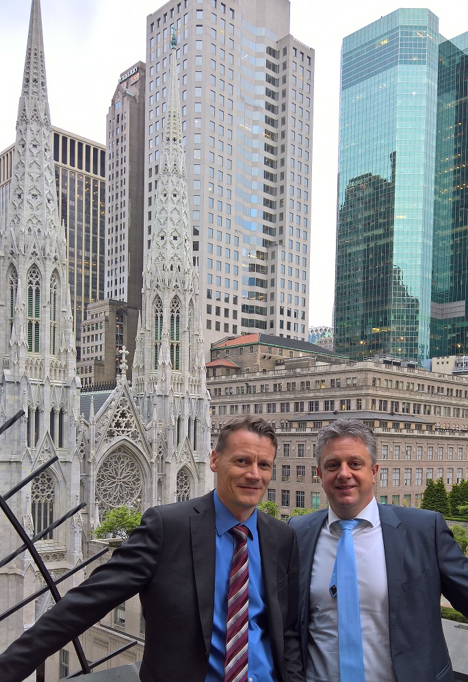 The World Link for Law 2017 annual conference took place between Thursday 11th and Saturday 13th May 2017 in New York